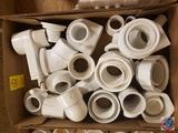 Assorted PVC Fittings