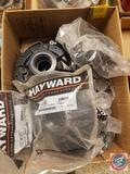 Hayward Impellers, Pump Cover with External Thread, Hayward Dome, Hayward Impeller 2HP High Perf and