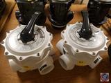 (2) Hayward Vary Flow Valves (Model SP0715ALL)