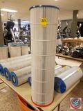 Unicel Pool Filter Measuring 31