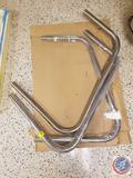 (3) Pool Stair Railings