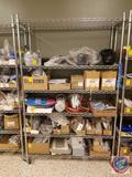 NSF 6 Tier Storage Rack Measuring 47