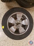 Cooper Discover A/T 275/55R20 Single Tire with Rim
