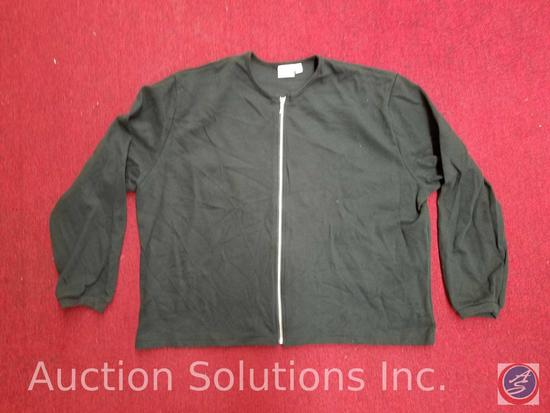 Women's Jackets Assorted Sized Black and White