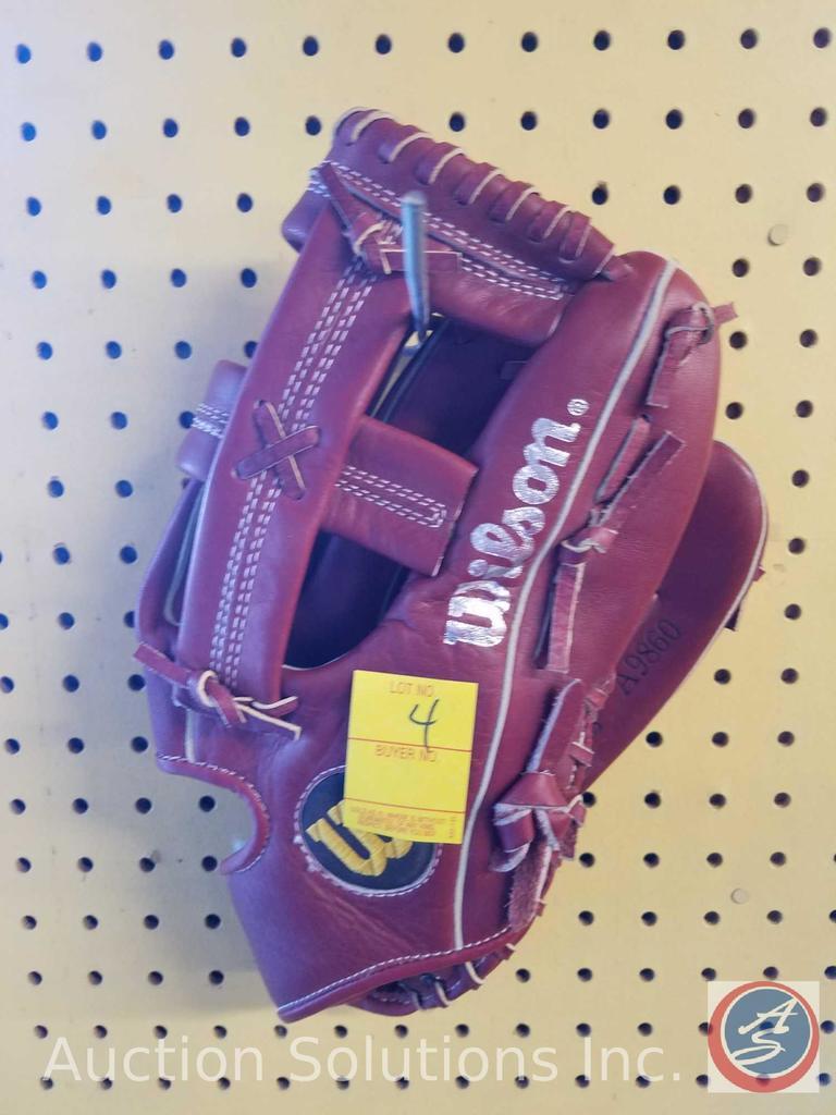 Wilson Softball Glove OS 5 A9860