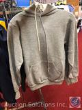 (4) Adult XS and Small Hoodies in Assorted Colors