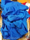 (13) Mizuno Royal Blue Shorts in Assorted Sizes