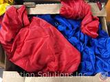 (15) Scrimmage Vests in Assorted Colors and Styles