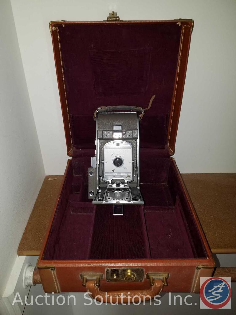 Vintage Polaroid Land Camera The 700 in Original Case