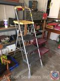 3 ft. Painting Step Ladder, 2 ft. Step Ladder