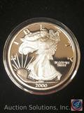 (1) 2000 Liberty 'The Dawn of a New Millennium' Dollar Coin