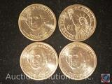 (11) 2007 George Washington Gold Dollar Coins w/ Reversed 'In God We Trust'