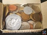 Assorted Coins from Foreign Countries