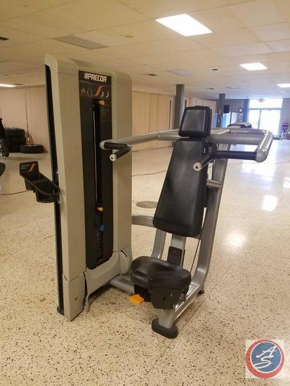 Precor C-Line Shoulder Press - Strength Circuit Training Commercial Gym Equipment