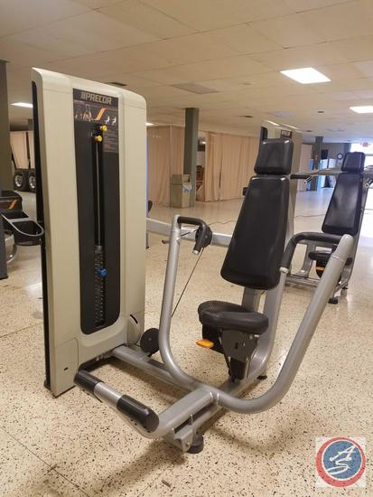 Precor C-Line Chest Press - Strength Circuit Training Commercial Gym Equipment