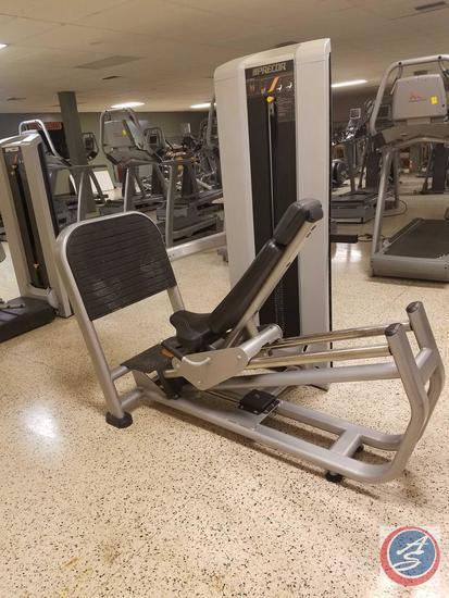 Precor C-Line Leg Press - Strength Circuit Training Commercial Gym Equipment