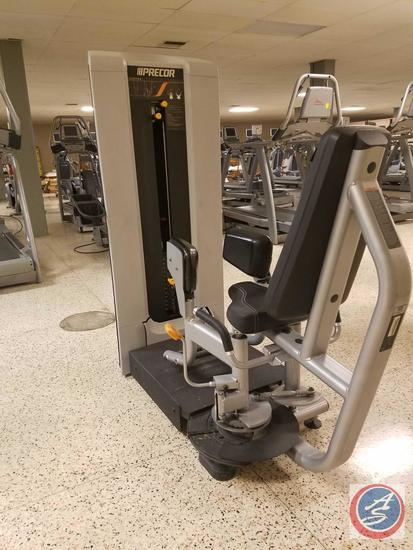 Precor C-Line Outer Thigh Press - Strength Circuit Training Commercial Gym Equipment