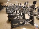 Precor EFX 546i Elliptical Experience Series Fitness Cross Trainer w/ Cardio Theater LCD TV (Model