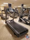 Precor Heavy Duty Commercial Treadmill C954i w/ 12 in. Cardio Theater Display (Model ADEYH27090029)