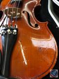 Otto Bruchner - 3/4 Size Student Violin