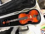 Otto Bruchner - 1/2 Size Student Violin