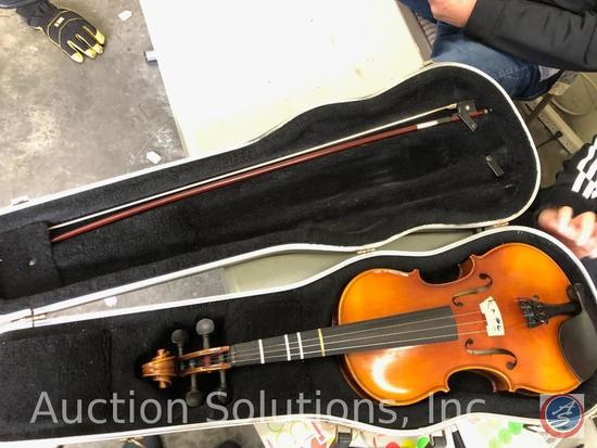 West Coast Strings Full Size Intermediate Violin