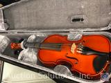 Klaus Mueller Prelude 1/4 Size Student Violin