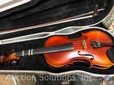 Bucharest 1/2 Size Student Violin