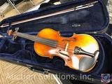 West Coast Strings V-6 Full Size Student Violin
