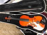 Anton Brenton 3/4 Size Student Violin