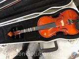 Otto Bruchner 1/2 Size Student Violin