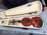 3/4 Size Student Violin
