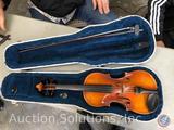 Anton Becker 3/4 Size Intermediate Violin