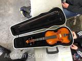 Otto Bruchner 1/2 Size Intermediate Violin