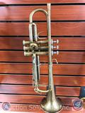 Cannonball 42 Artisan Vintage Series Professional Trumpet - RAW FINISH