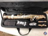 Andalucia Xpression-S Bb Semi-Pro Soprano Sax
