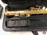 Andalucia Xpression-L Bb Semi-Pro Soprano Sax