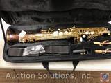 Andalucia Xpression-R Bb Semi-Pro Soprano Sax