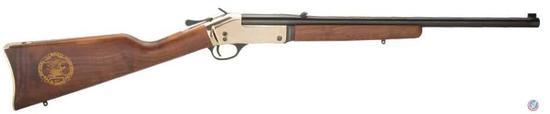 Henry Single Shot Brass .45-70 Rifle w/ NRA Seal
