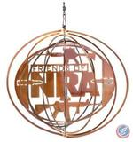 NRA Copper Wind Spinner
