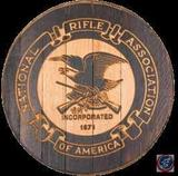 Barrel Head with NRA Seal