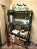 4 Tier Shelving Unit Measuring 34