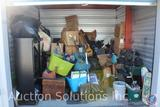 LOCATED IN COUNCIL BLUFFS, IA Complete Contents of [10' x 10'] Unit C08 A $100 Clean-Out Deposit