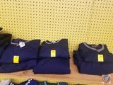 (6) King Louie Sweatshirts Assorted Sizes