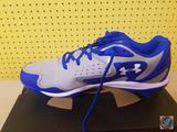 Under Armour Yard Low St US 11 Baseball Shoes
