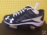 Under Armour UA Yard Low ST US 11 Baseball Shoes