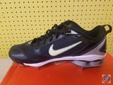 Nike Shocks Fuse 2 US 9.5 Baseball Shoes