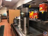 Bloomfield Tea 5 Gallon Automatic Dispenser Model 8740-35G