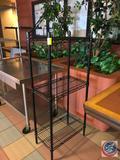 Metro 3 Tier Wire Display Shelf 24