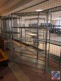 Metro NSF 5 Tier Wire Shelving 48